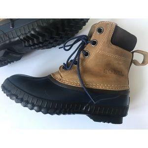 Boys Sorel Waterproof Boots
